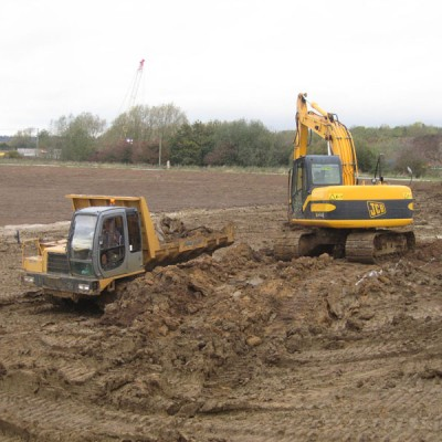 Site Clearance and Preparation
