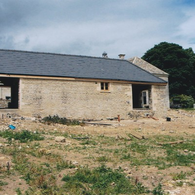 Barn Conversion Works