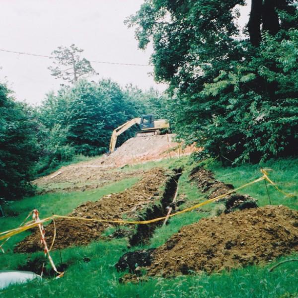 Drainage Sewer Installation