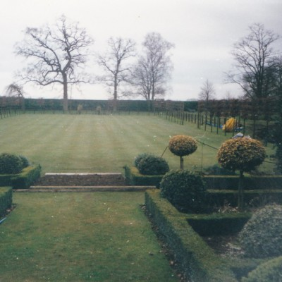 Lawns ~ Turfing and Seeding